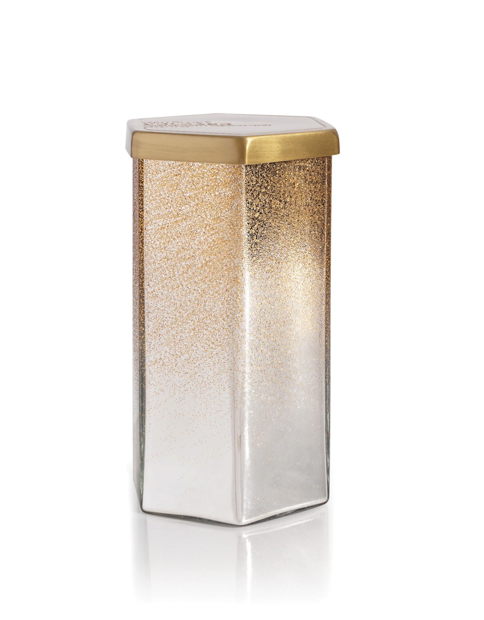 capri BLUE® Crystal Pine Glitz Hexagon Jar
