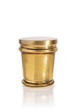 capri BLUE® Volcano Glitz Found Jar