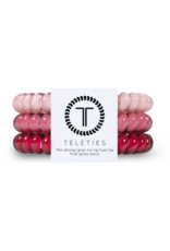 TELETIES Everything's Rosy 3-Pack