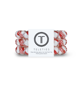TELETIES Candy Cane 3-Pack