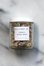 Wes Candy Co. Confetti Gummy Bears