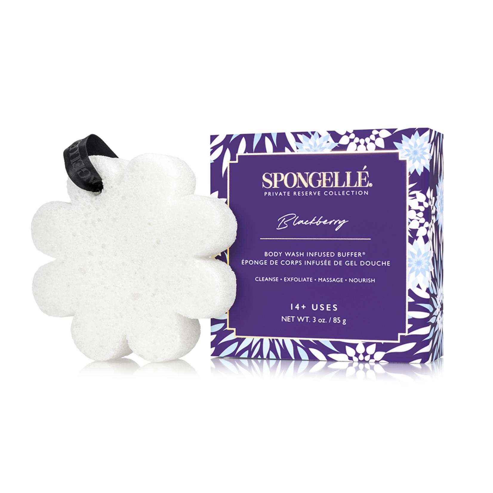 Spongelle Blackberry | Boxed Flower