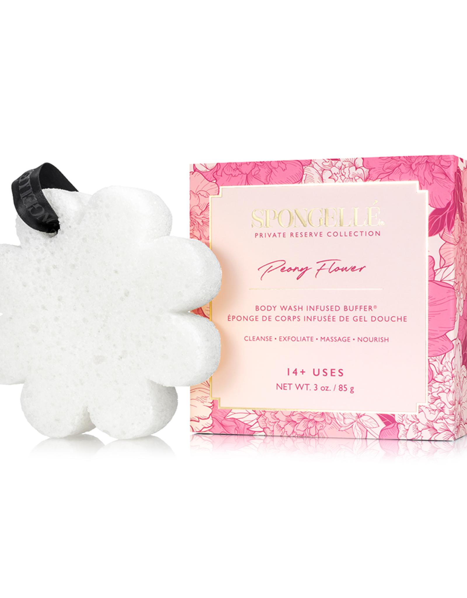 Spongelle Peony Flower | Boxed Flower