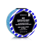 Spongelle Men's Super Pedi Buffer | Verbena Absolute