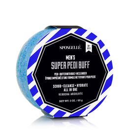 Spongelle Men's Super Pedi Buffer | Verbena Absolute