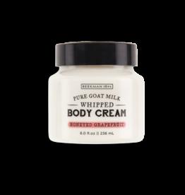 BEEKMAN 1802 Honeyed Grapefruit Whipped Body Cream