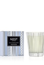 NEST NEW YORK Blue Cypress & Snow Classic Candle