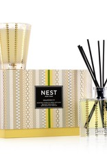 NEST NEW YORK Grapefruit Candle and Diffuser Set