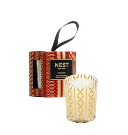 NEST NEW YORK Holiday Ornament Votive