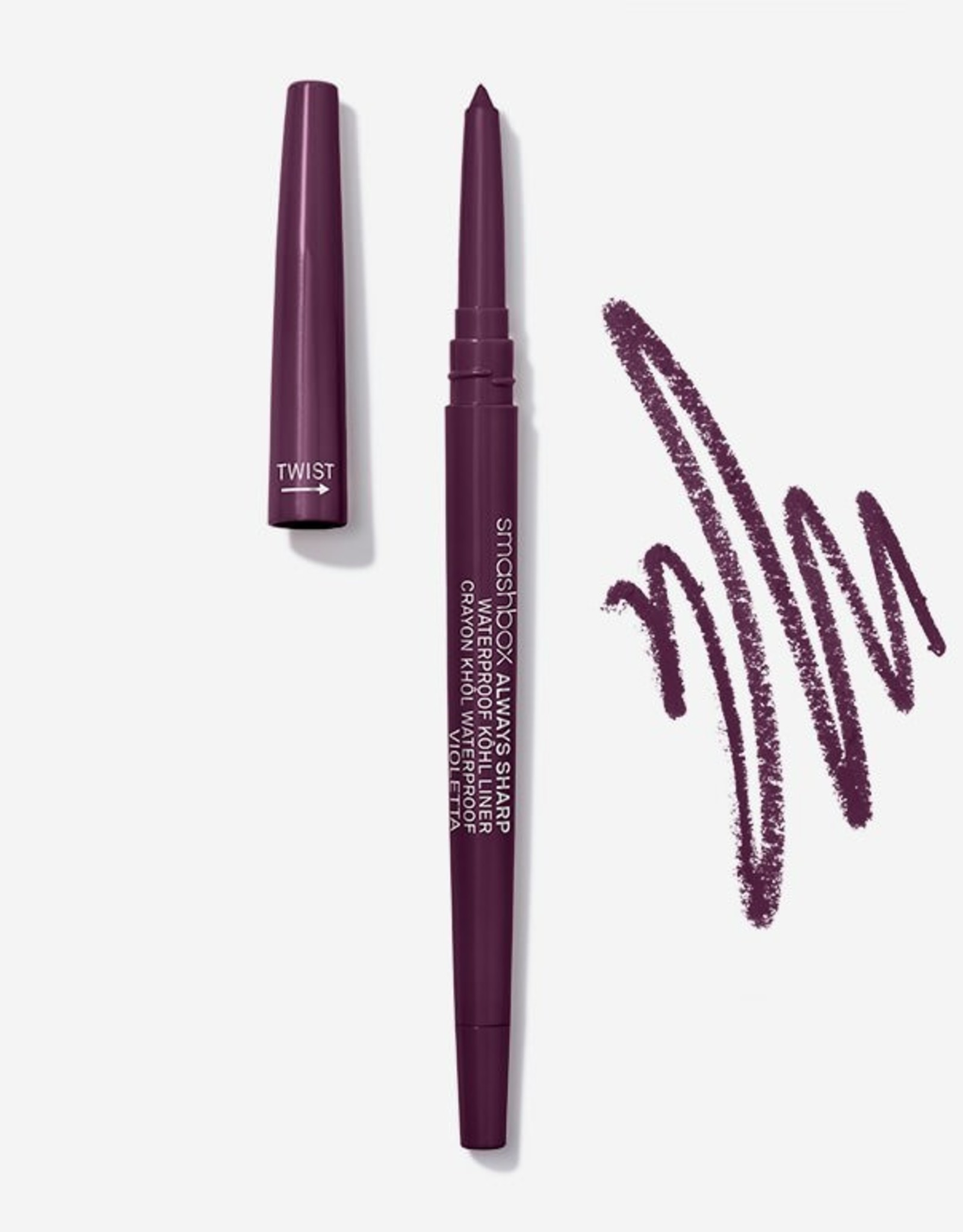 Smashbox Always Sharp Waterproof Kohl Liner