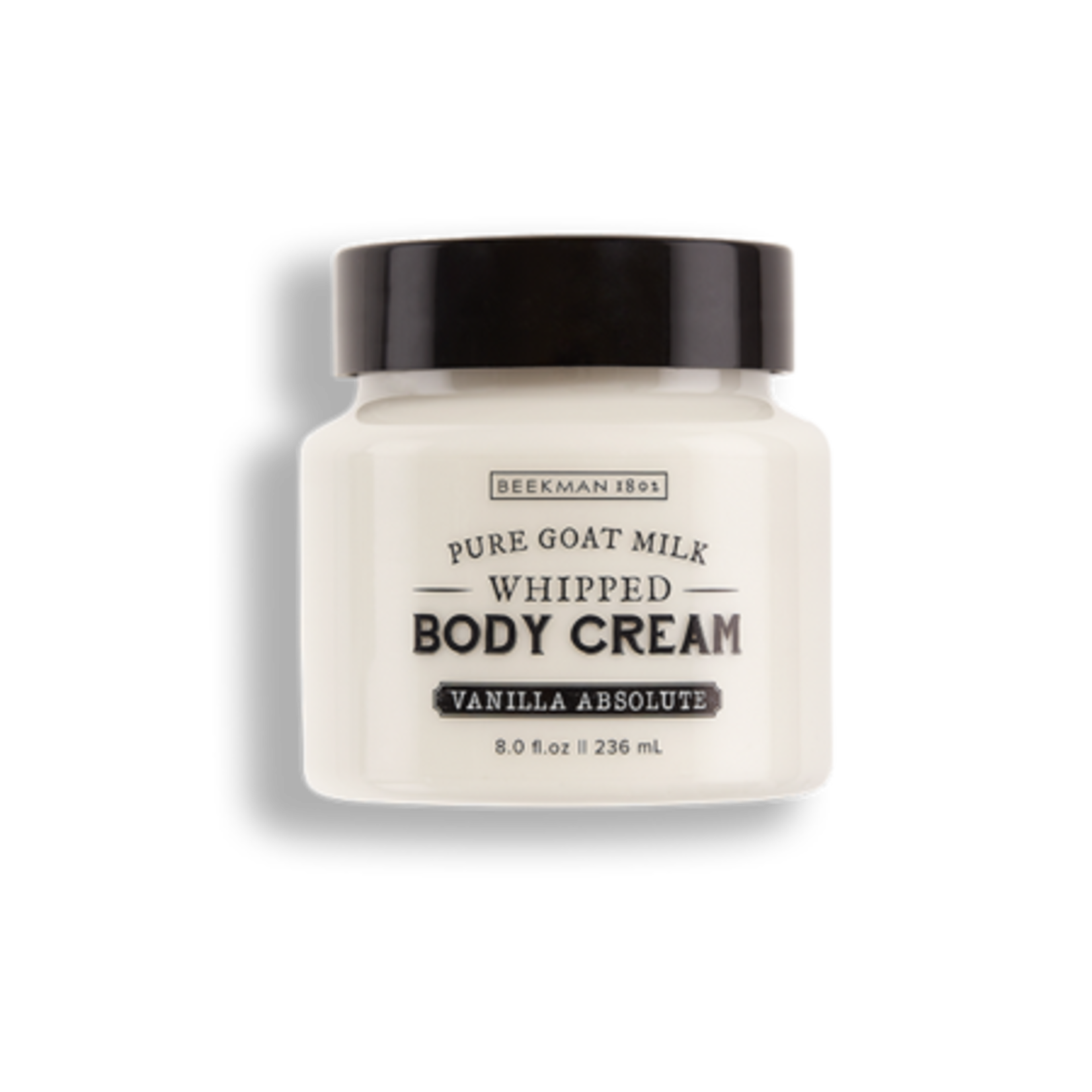 BEEKMAN 1802 Vanilla Absolute Whipped Body Cream