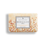 BEEKMAN 1802 Honey & Orange Blossom Goat Milk Soap