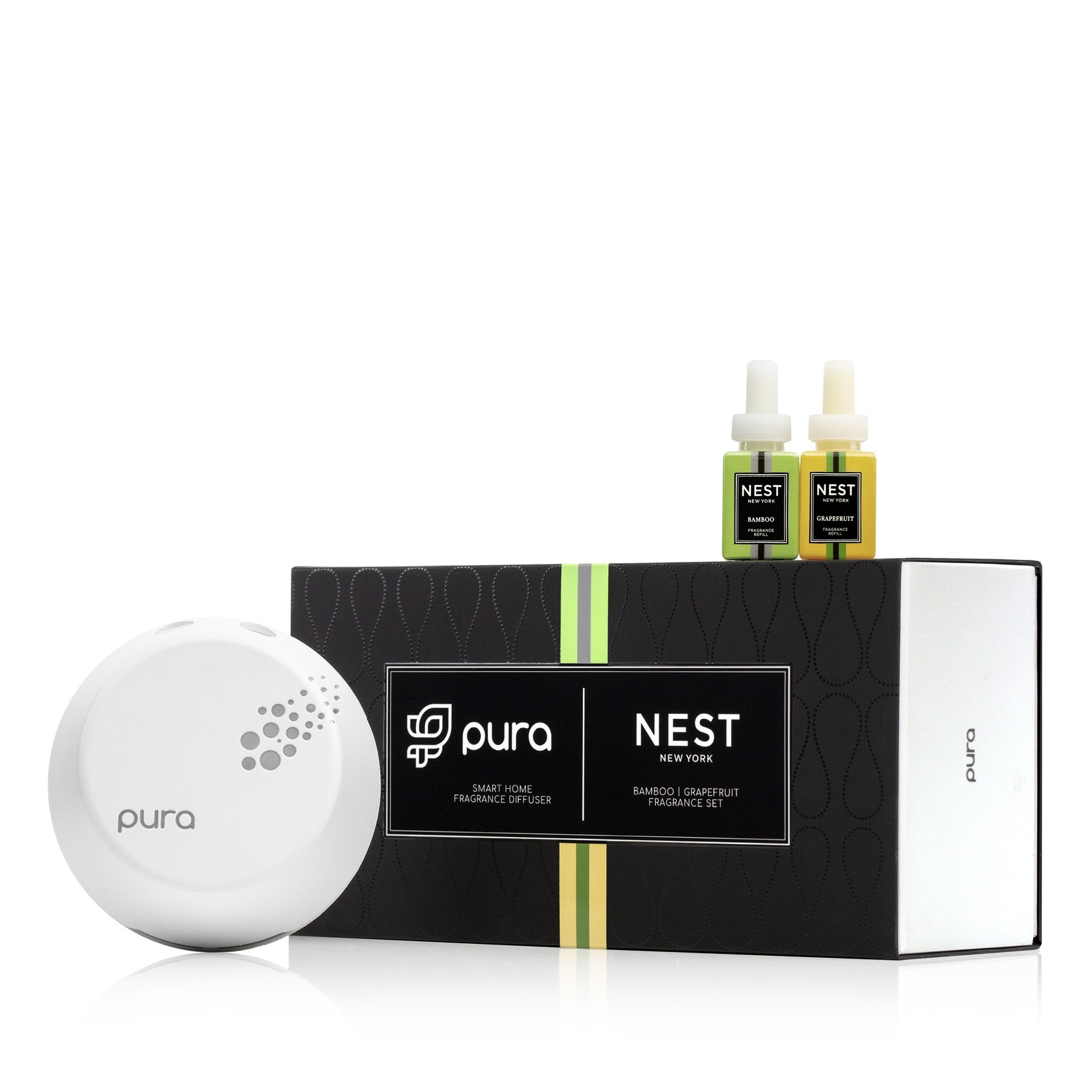 NEST NEW YORK Pura Smart Diffuser Set