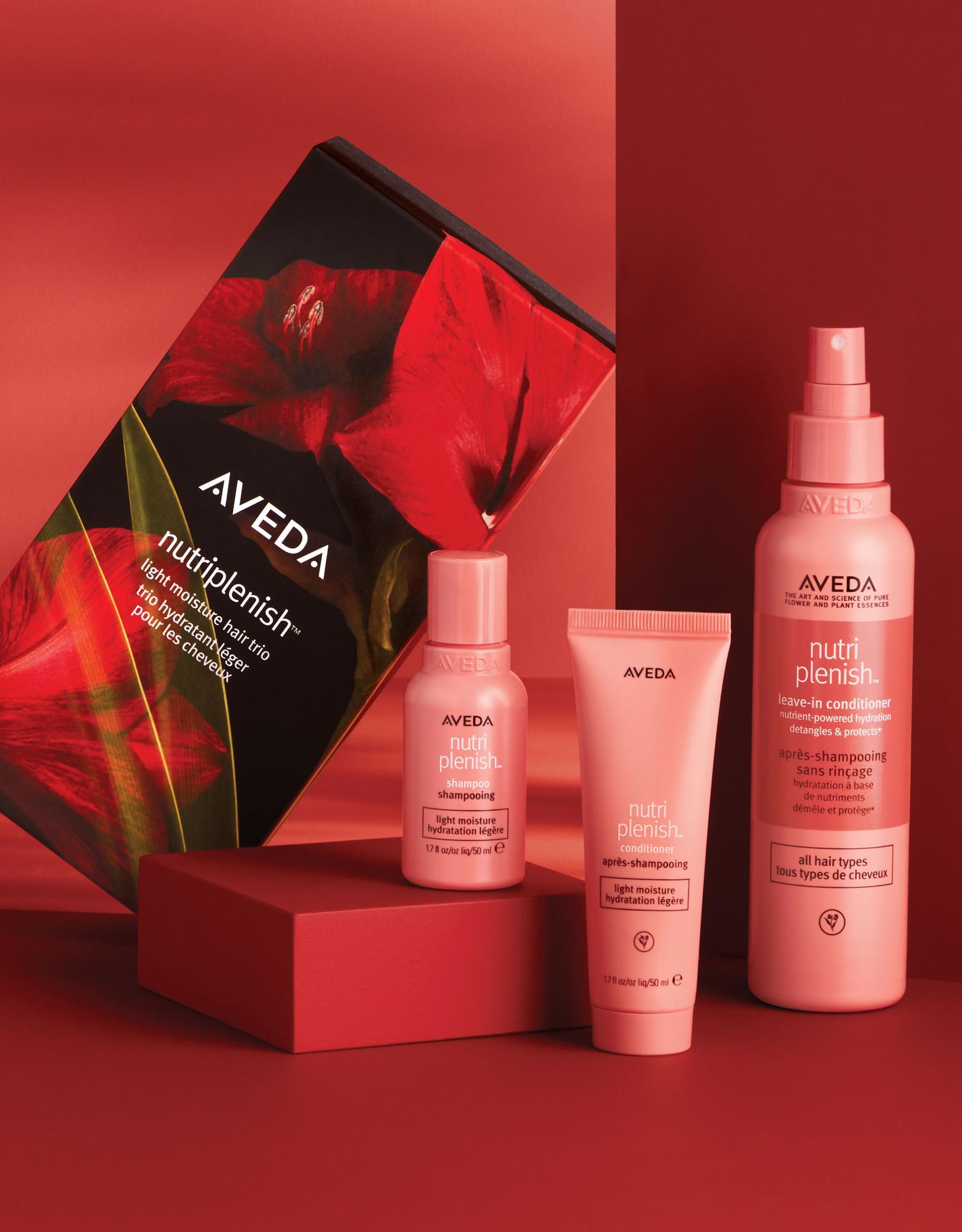 AVEDA Nutriplenish™ Light Moisture Hair Trio
