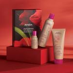 AVEDA Cherry Almond Softening Hair &  Body Trio