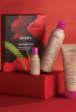 AVEDA Cherry Almond Softening Hair &  Body Trio