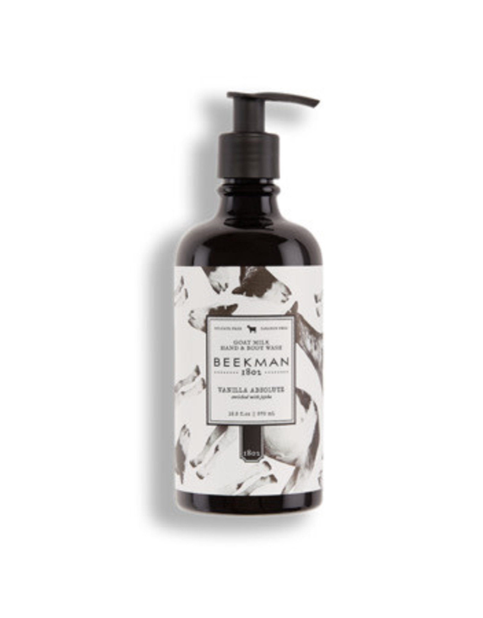 BEEKMAN 1802 Vanilla Absolute Hand & Body Wash