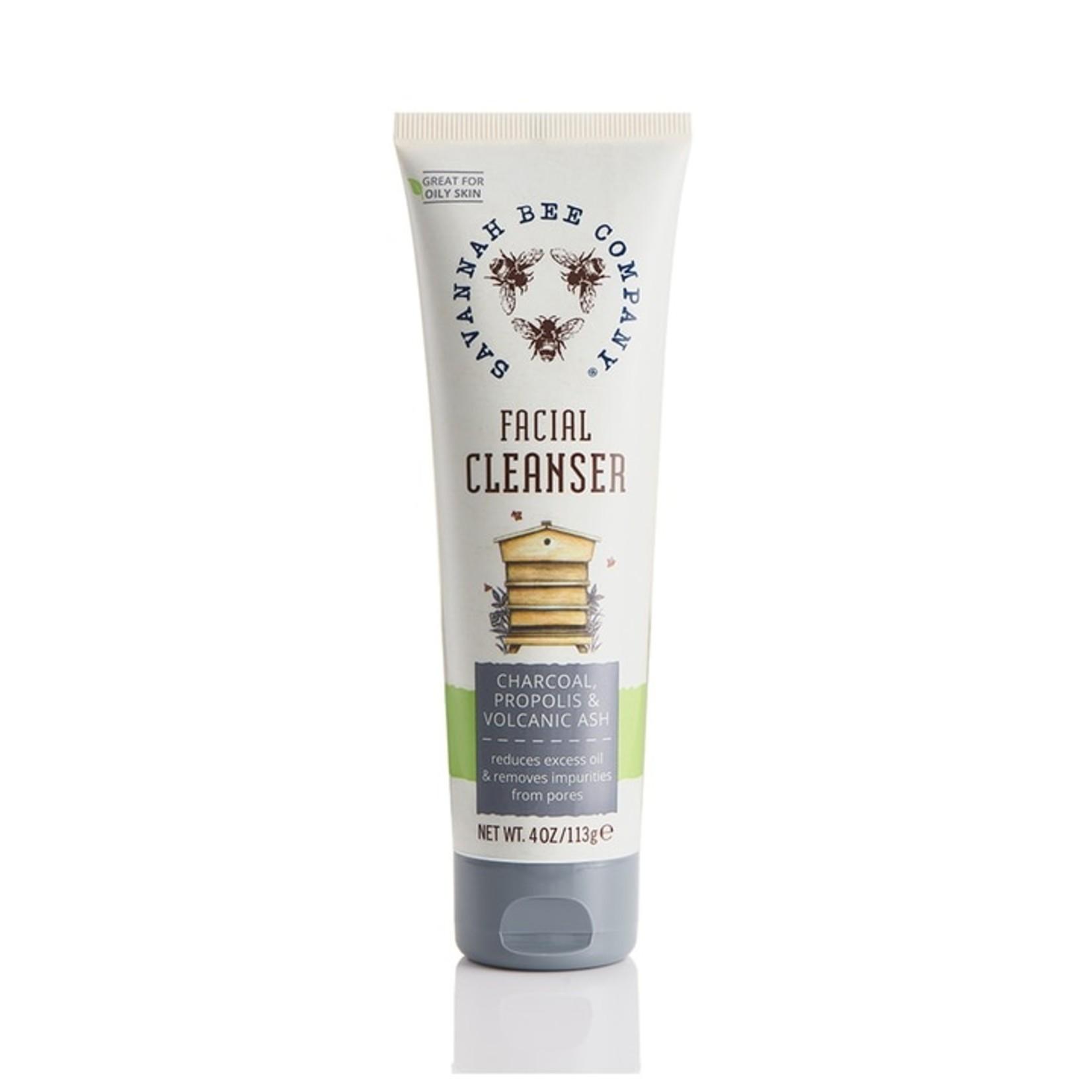 Savannah Bee Company Charcoal Facial Cleanser
