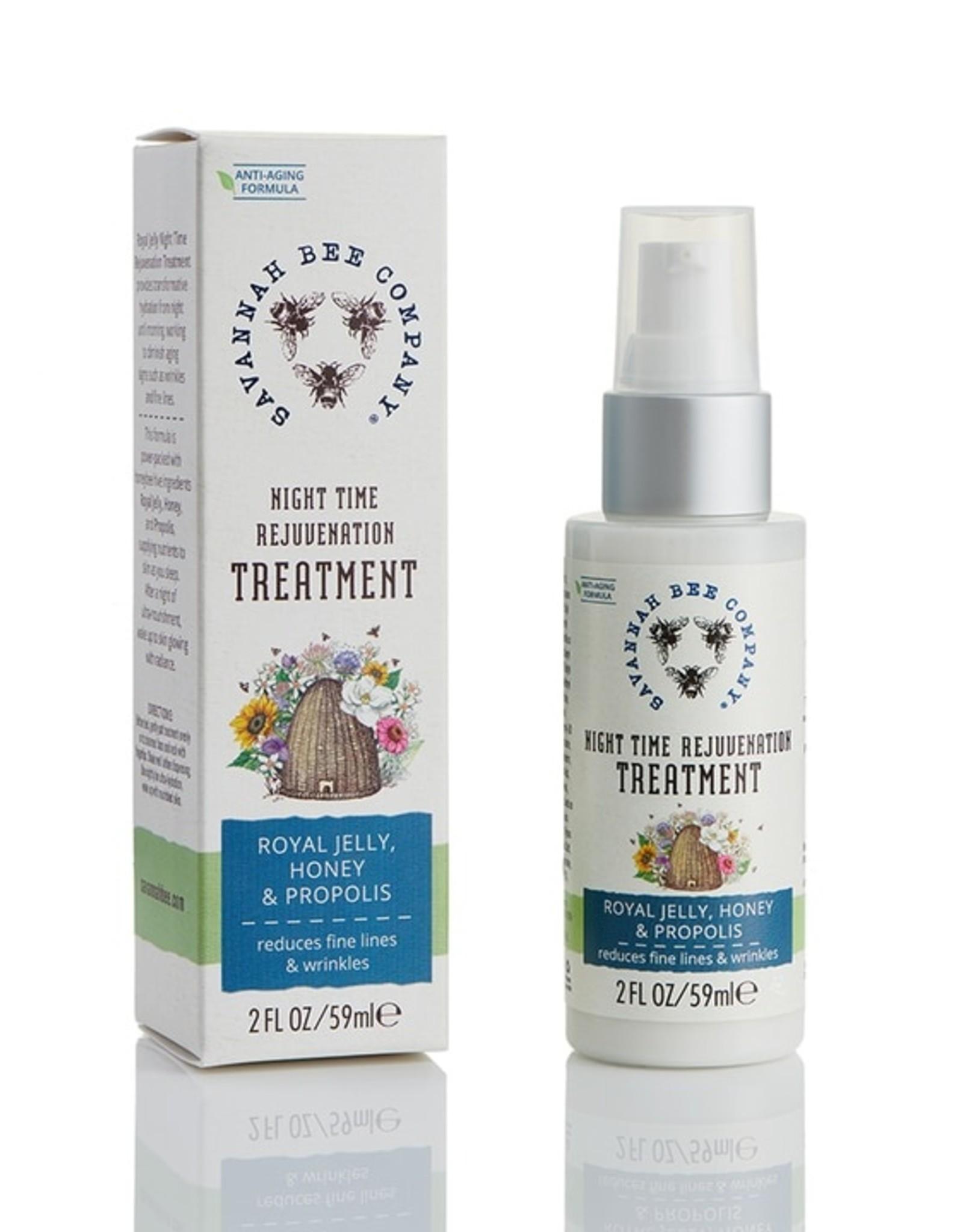 Savannah Bee Company Night Time Rejuvenation Treatment