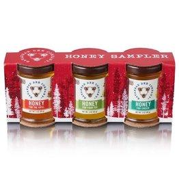 Savannah Bee Company Everyday Honey Sampler