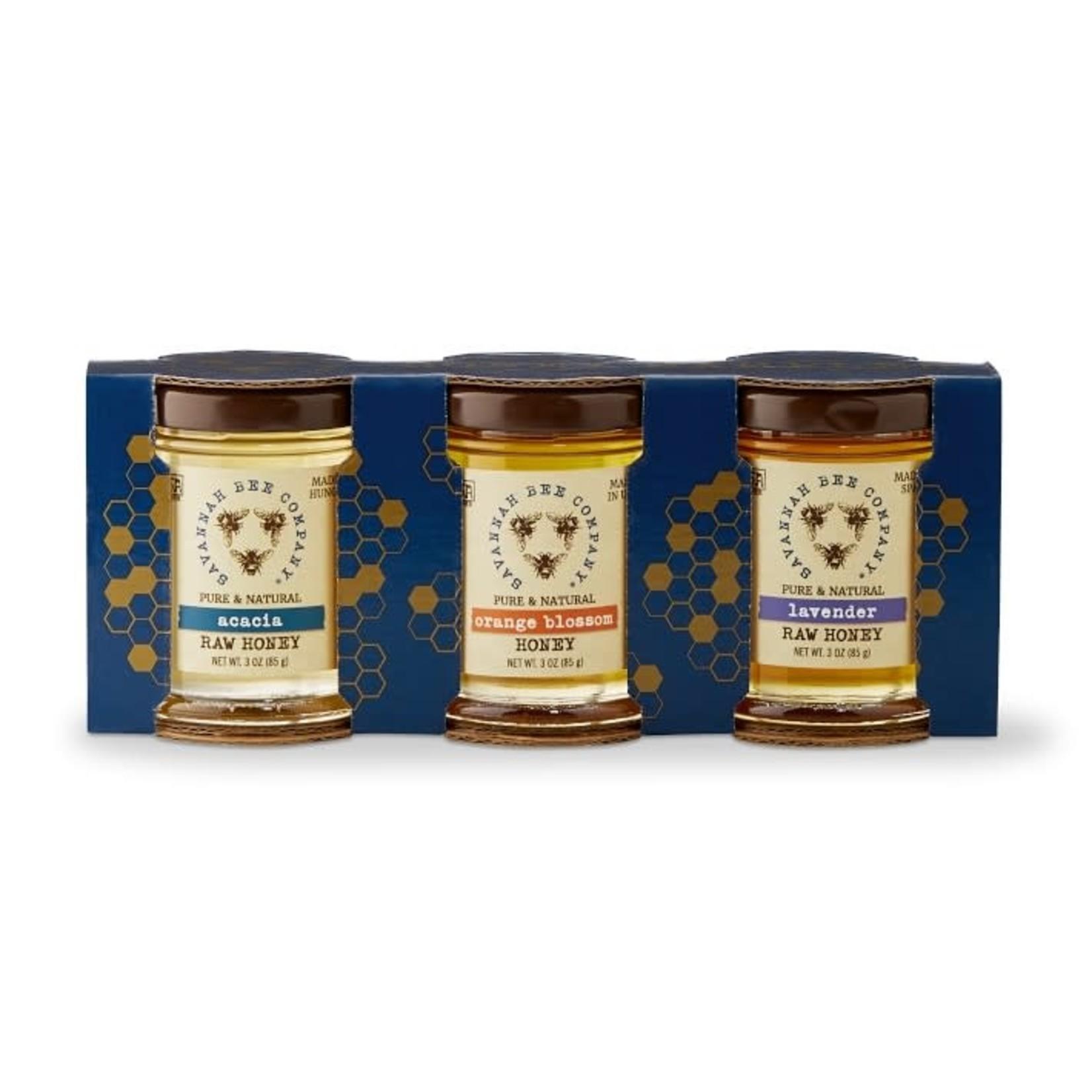 Savannah Bee Company Artisanal Honey Sampler