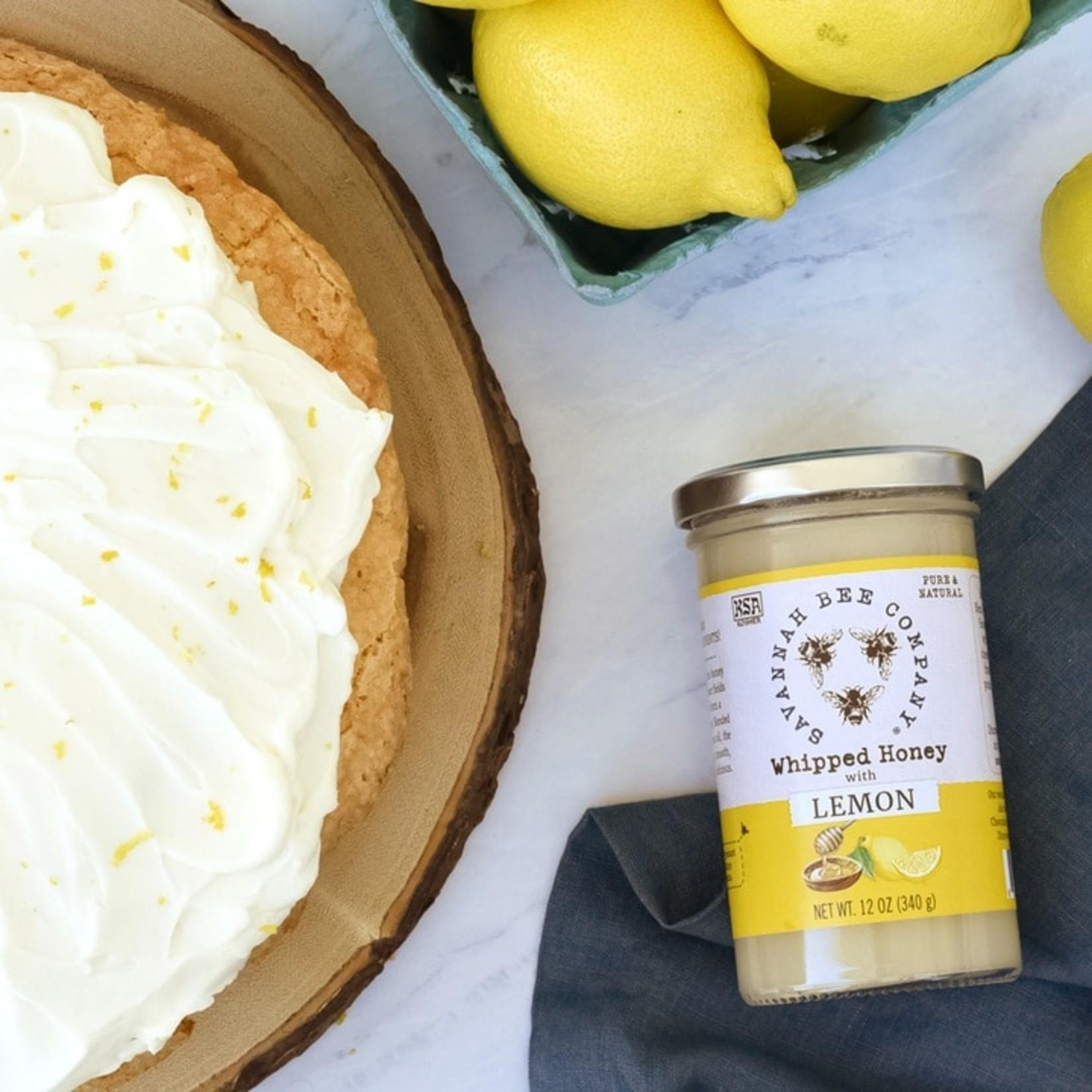 Savannah Bee Company Whipped Honey with Lemon