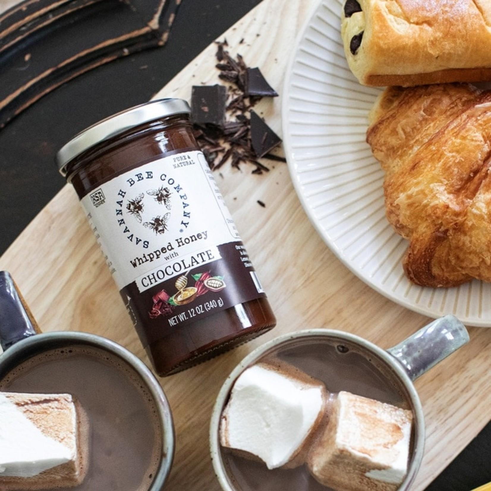 Savannah Bee Company Whipped Honey with Chocolate