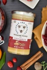 Savannah Bee Company Whipped Honey with Cinnamon