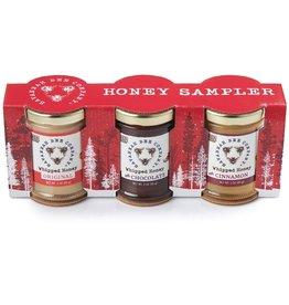 Savannah Bee Company Whipped Honey Sample Set