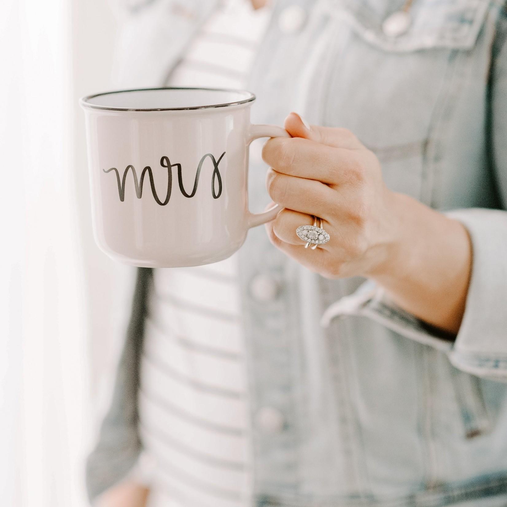 Sweet Water Decor Mrs. Coffee Mug