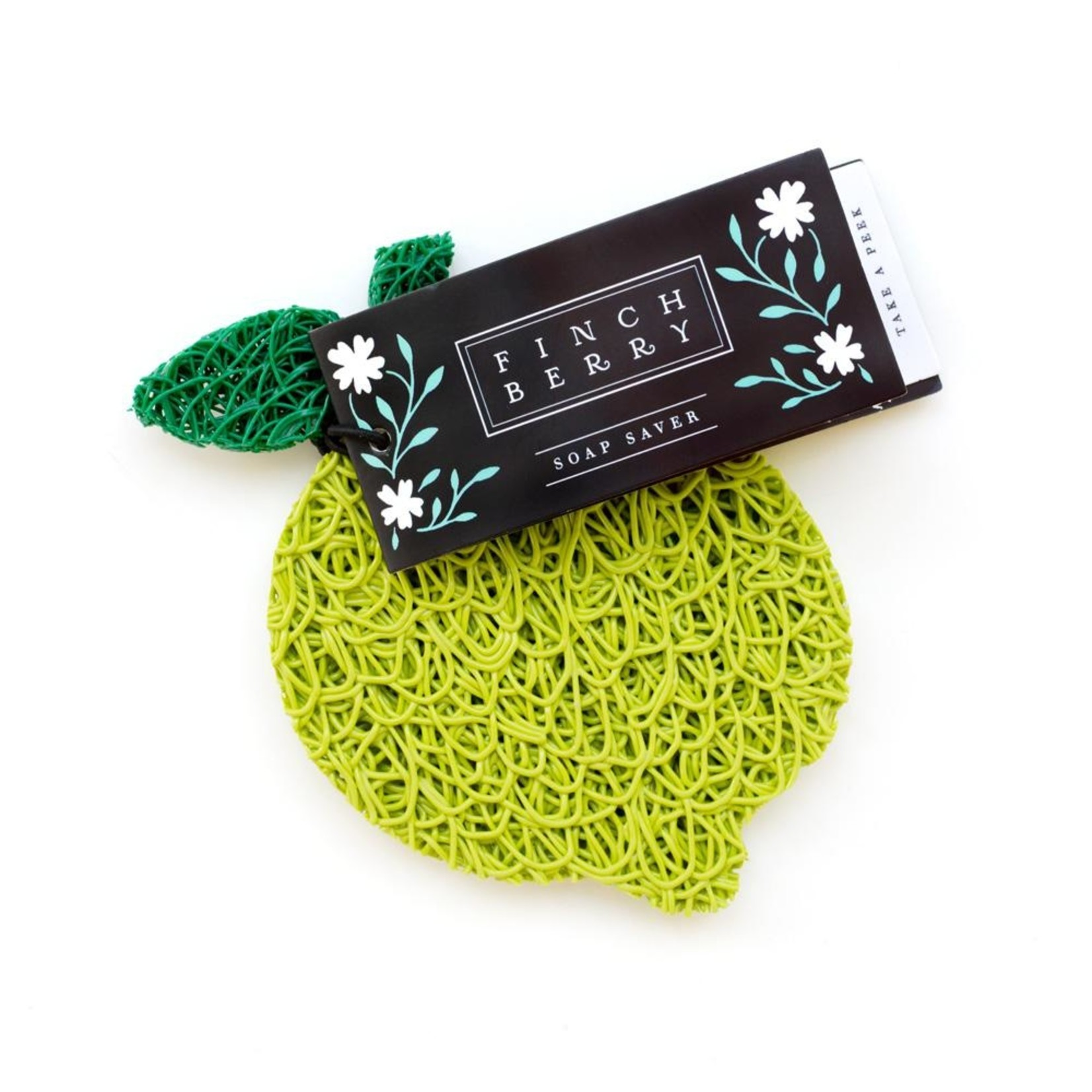 FinchBerry Soapery Lime Soap Saver