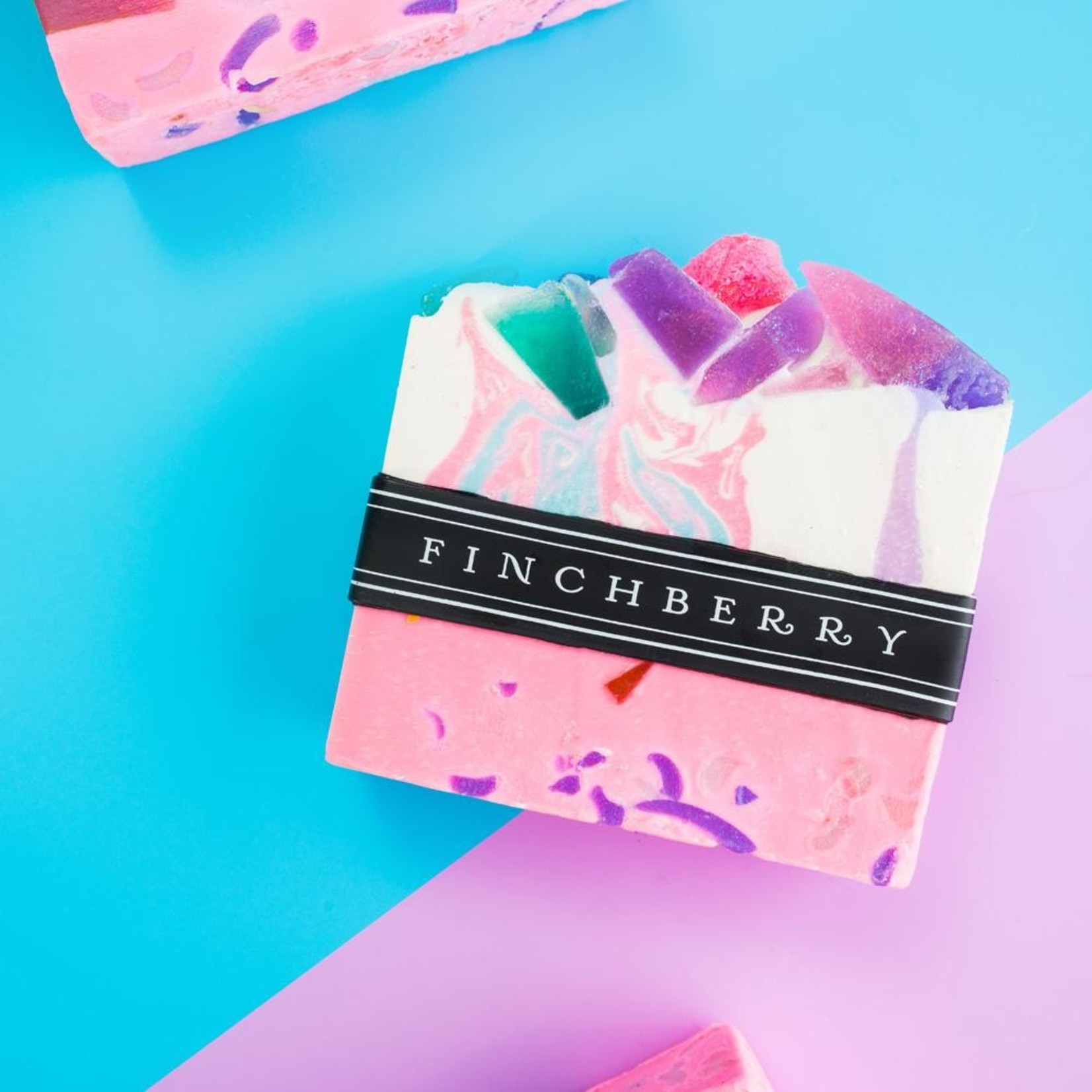 FinchBerry Soapery Spark - Handcrafted Vegan Soap