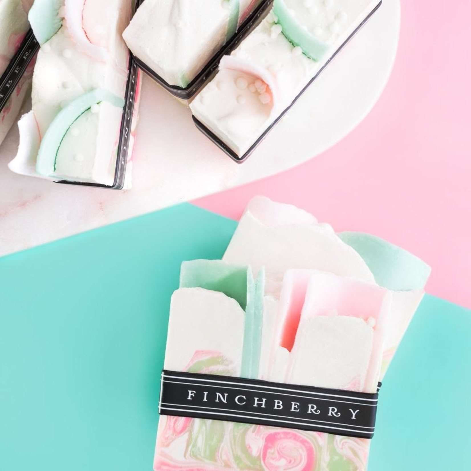 FinchBerry Soapery Sweetly Southern - Handcrafted Vegan Soap