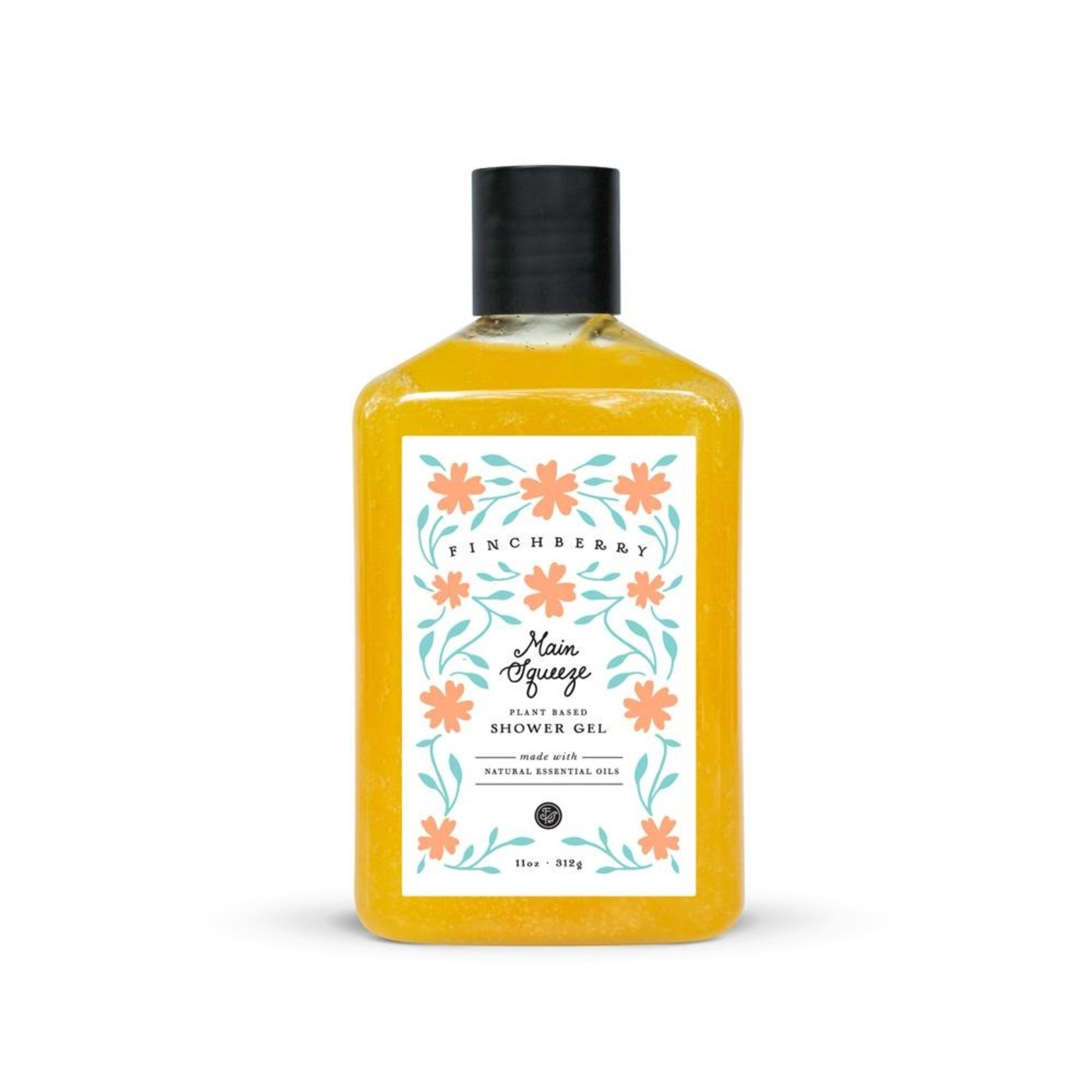 FinchBerry Soapery Main Squeeze Shower Gel