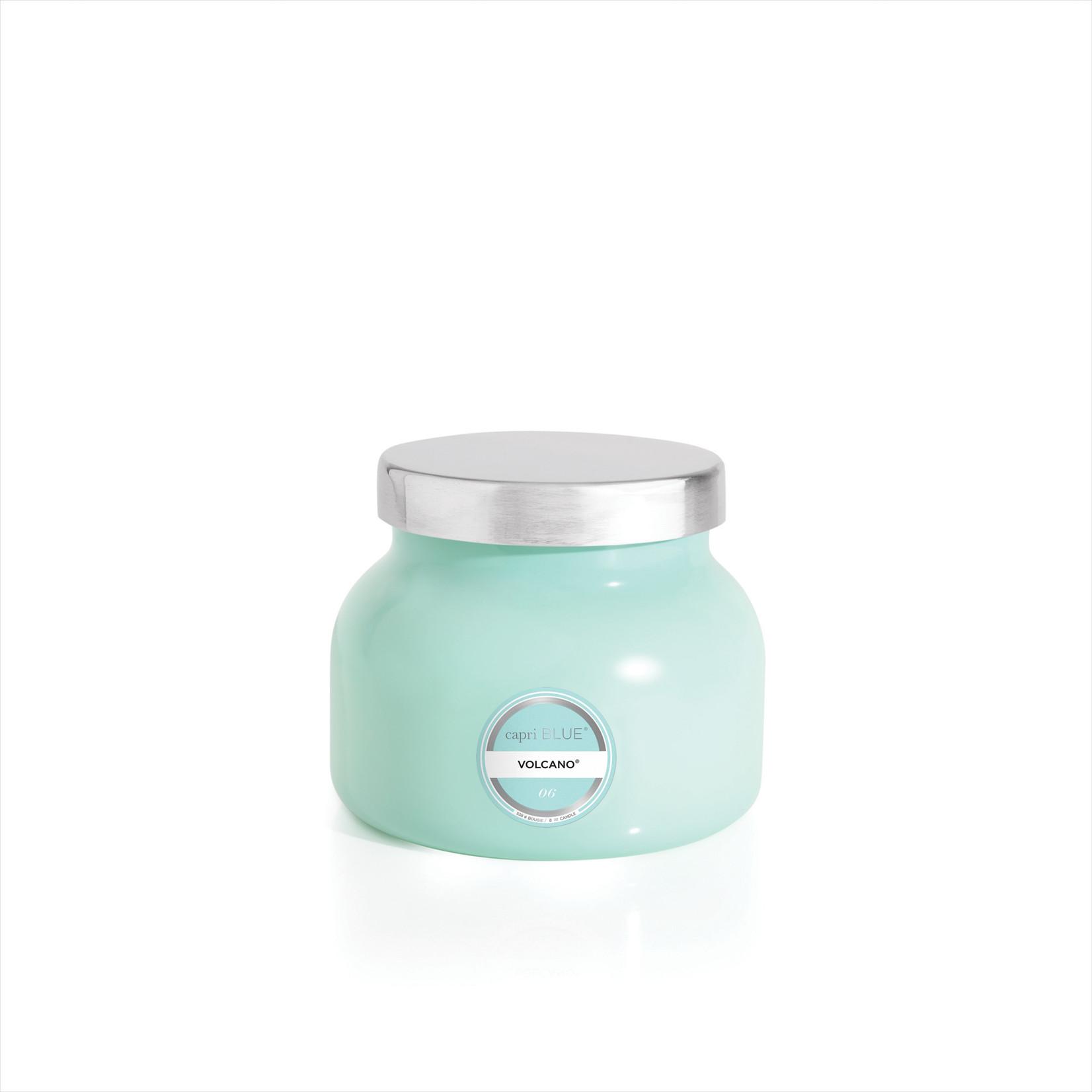 capri BLUE® Volcano Aqua Signature Jar