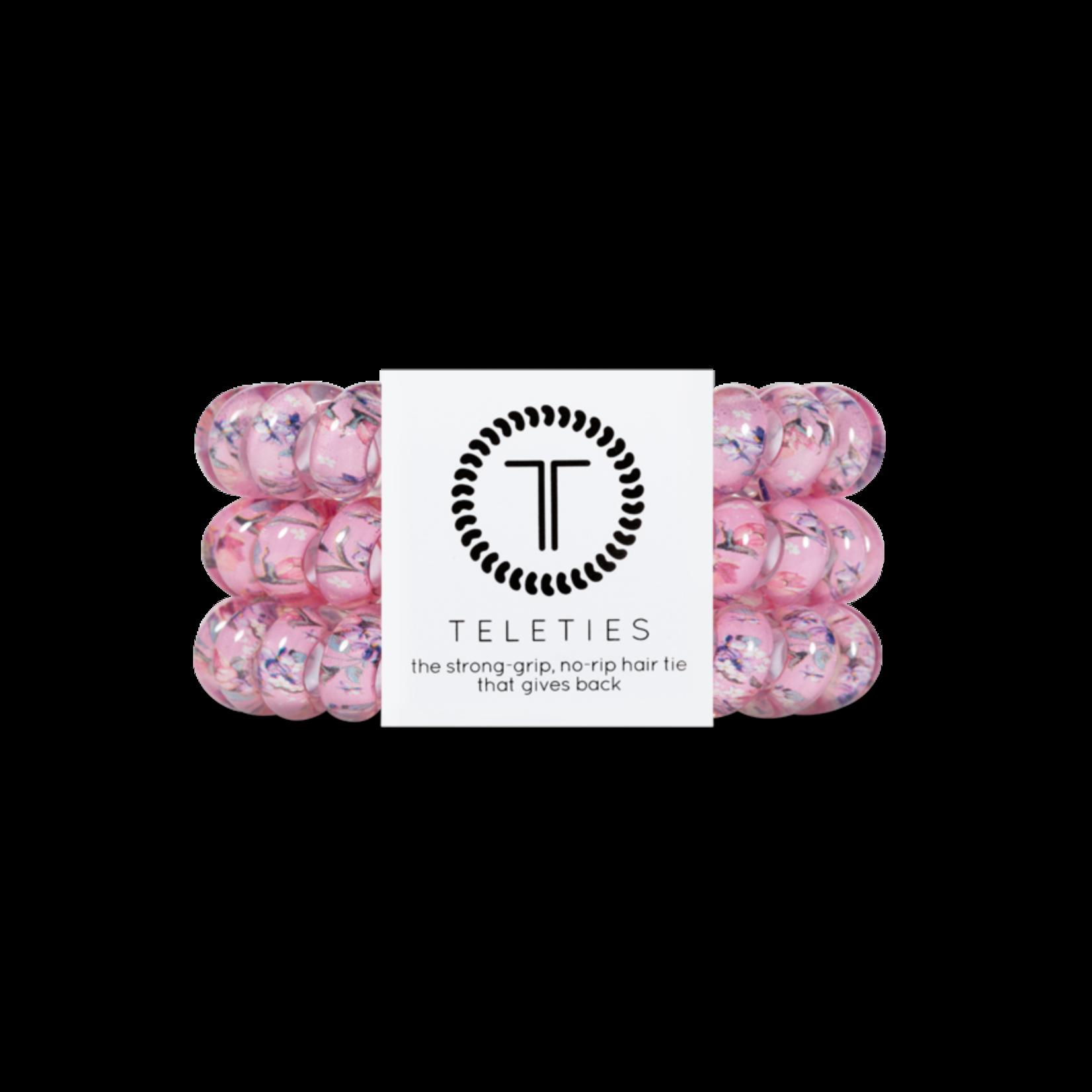 TELETIES Pink Bliss TELETIES 3-pack