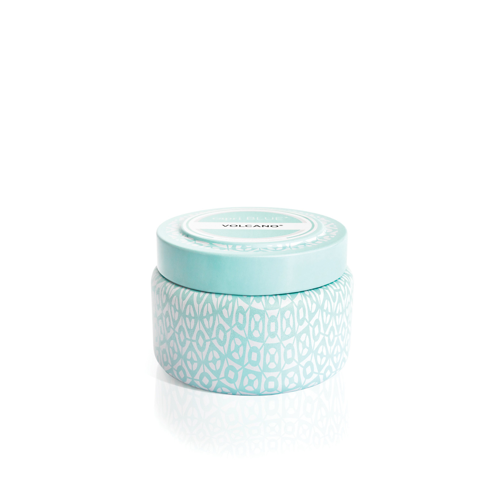 capri BLUE® Volcano Aqua Printed Travel Tin