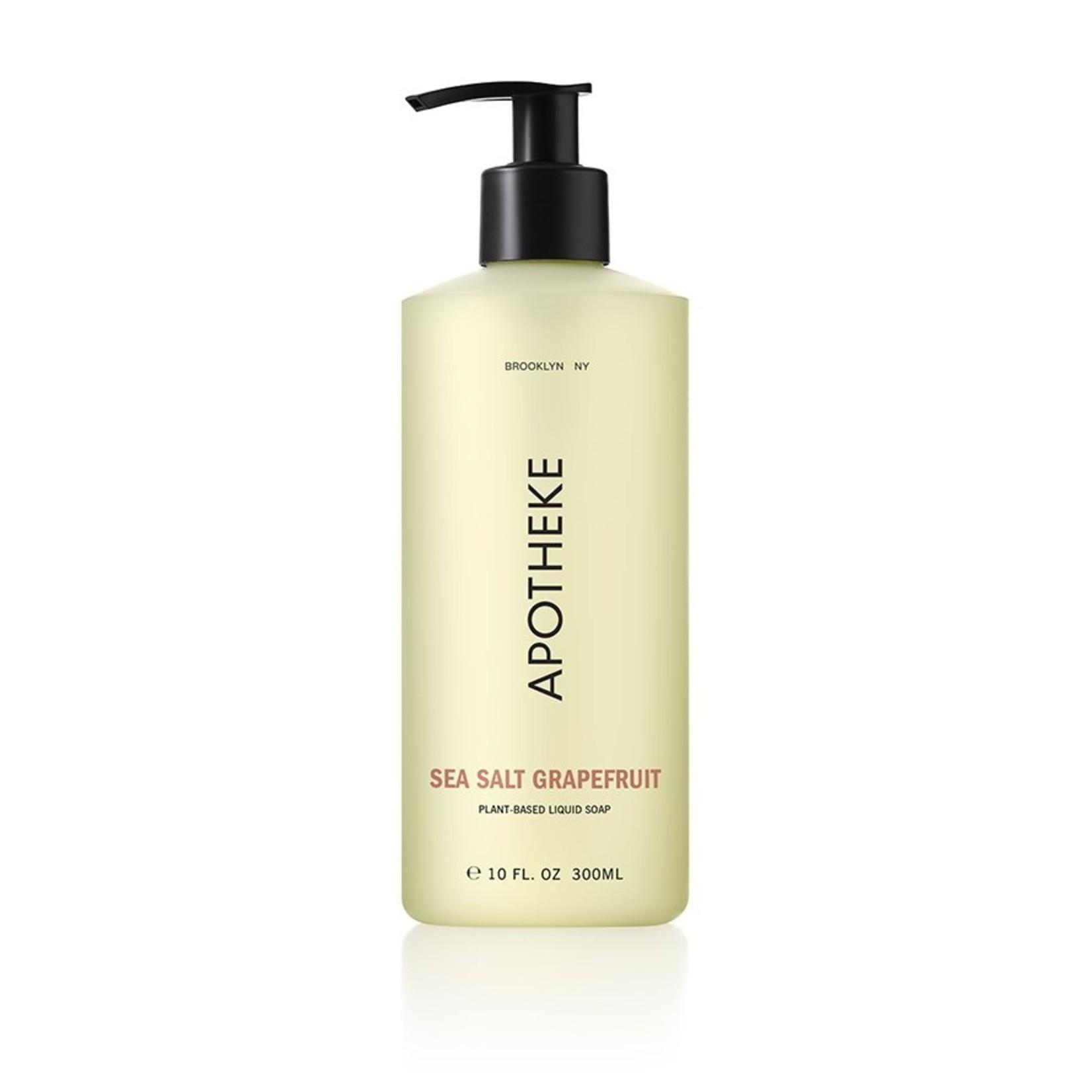 Apotheke Sea Salt Grapefruit Liquid Soap
