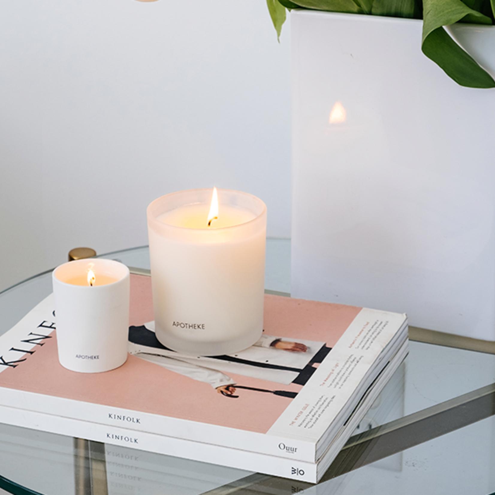Apotheke White Vetiver Signature Candle