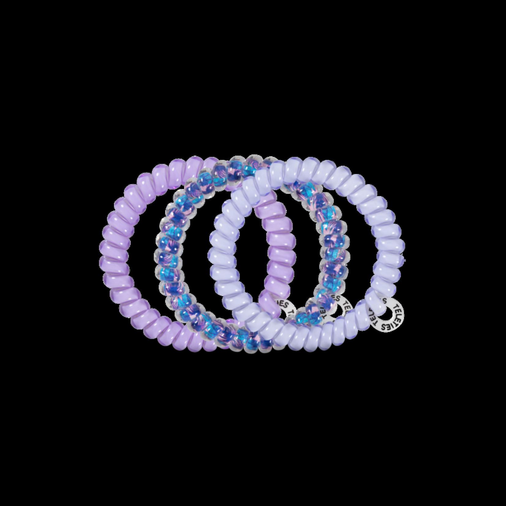 TELETIES Purple Please 3-Pack