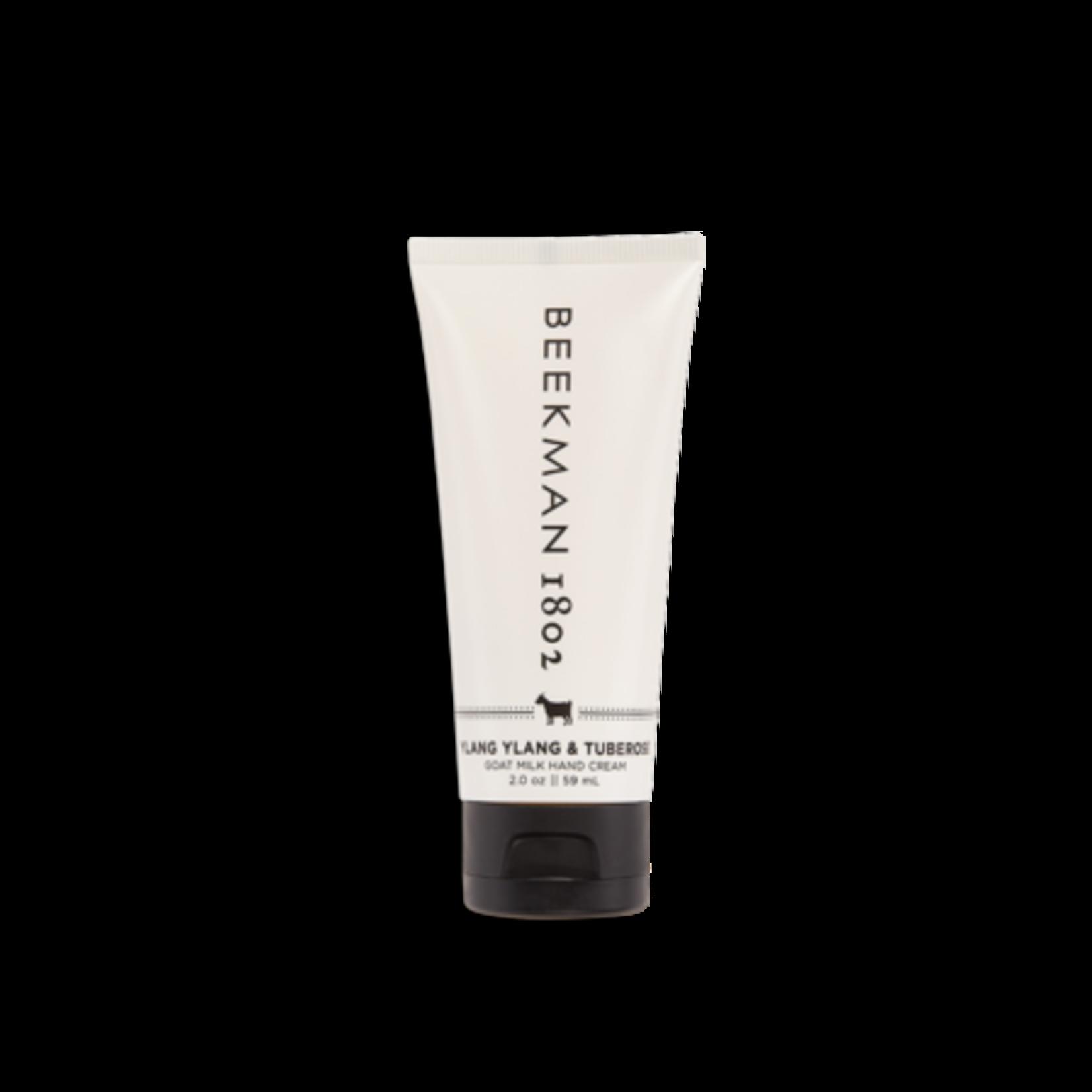 BEEKMAN 1802 Ylang Ylang & Tuberose Hand Cream