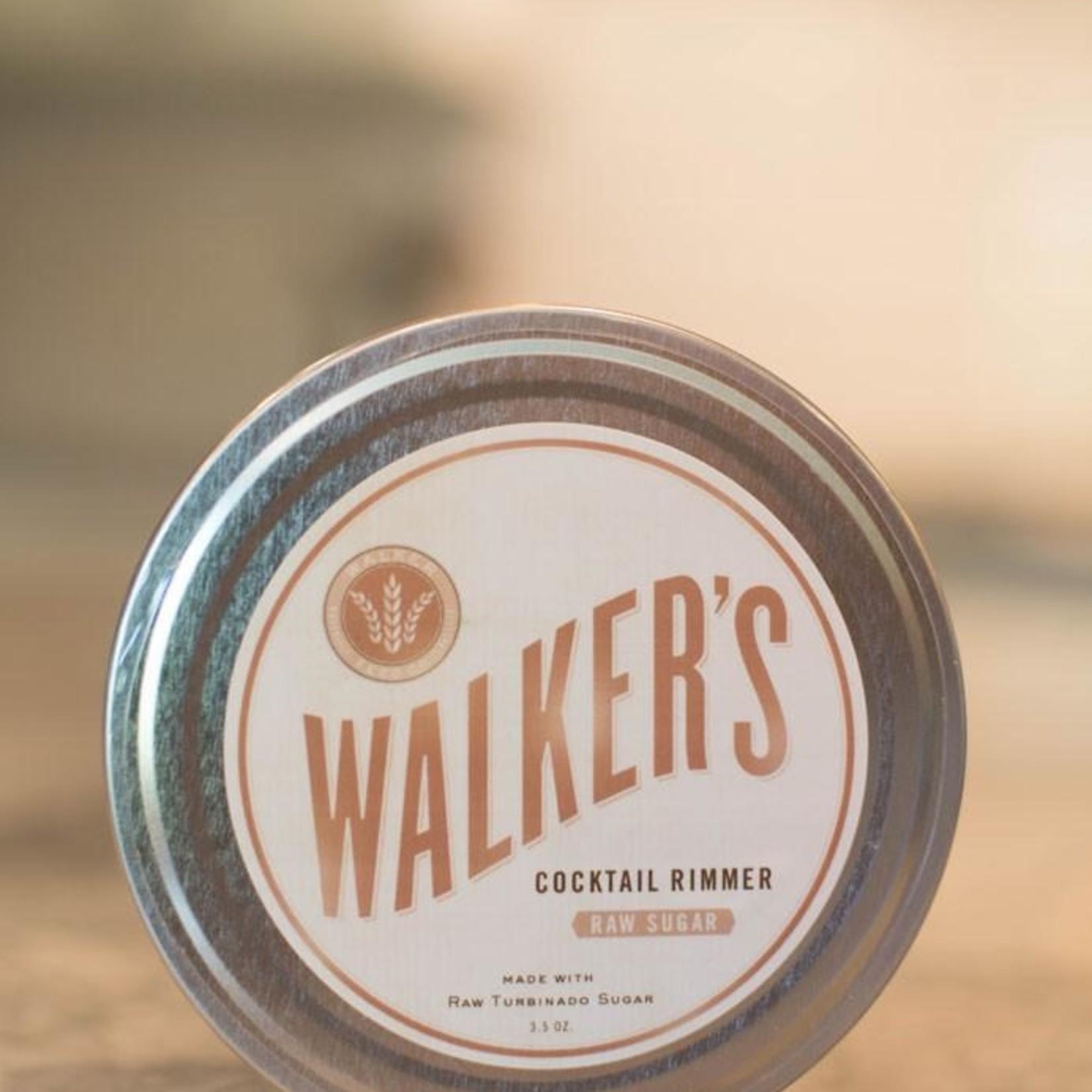 Walker Feed Co. Raw Sugar Cocktail Rimmer