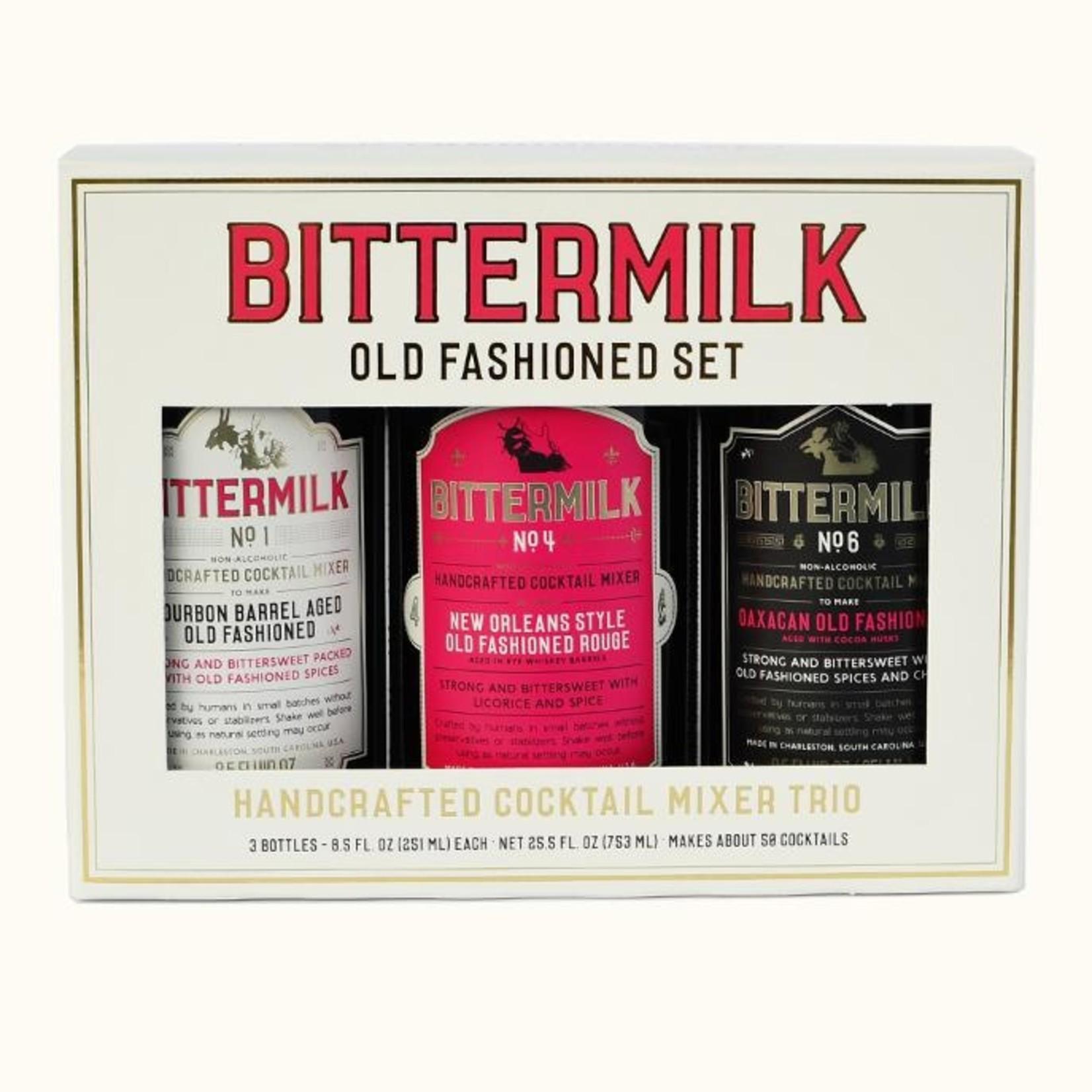 Bittermilk Old Fashioned Set