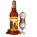 Jordan's Skinny Mixes Sugar Free Salted Caramel Mocha Syrup