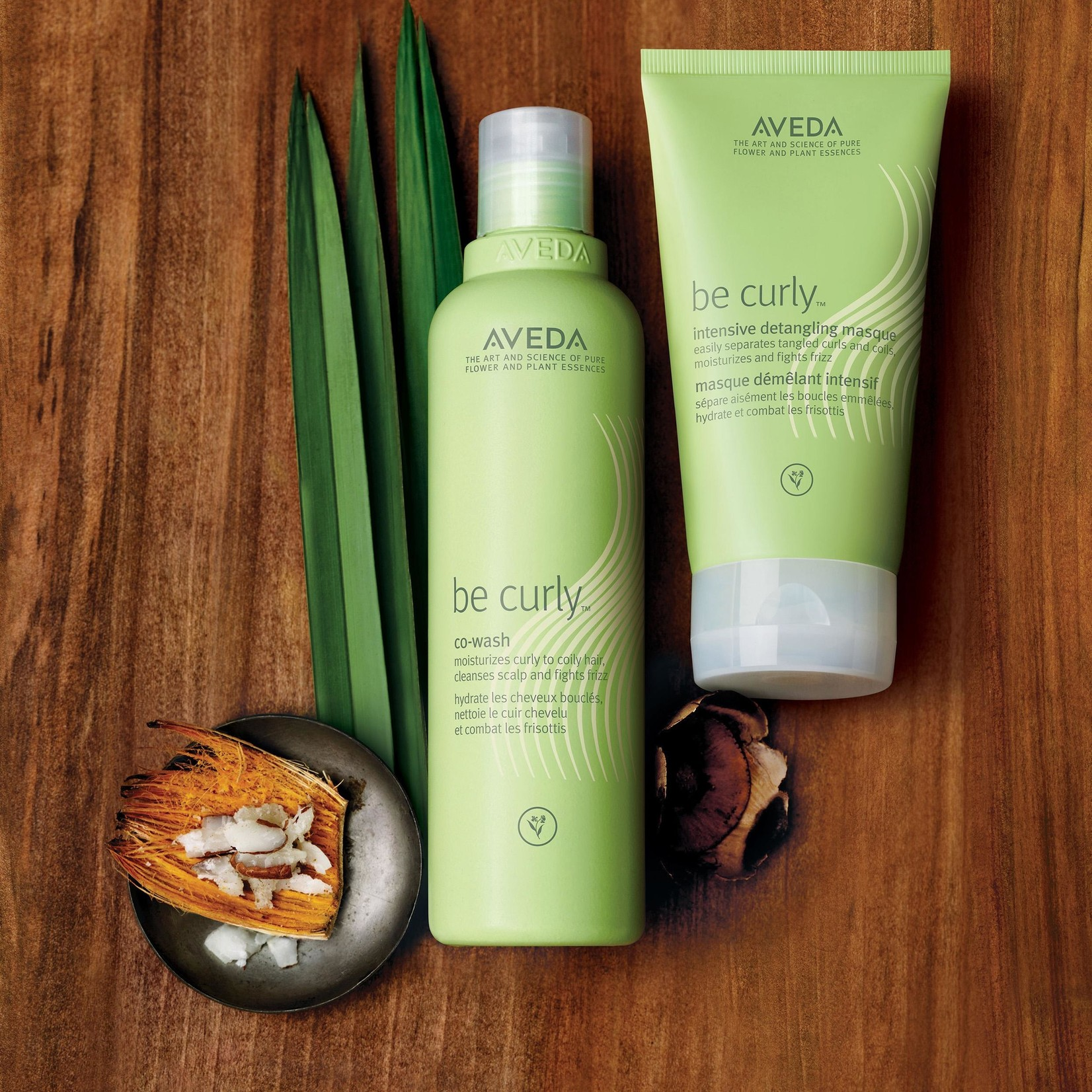 AVEDA Be Curly™ Detangling Masque