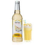 Jordan's Skinny Mixes Sugar Free Banana Split Syrup