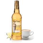 Jordan's Skinny Mixes Sugar Free Vanilla Caramel Creme Syrup
