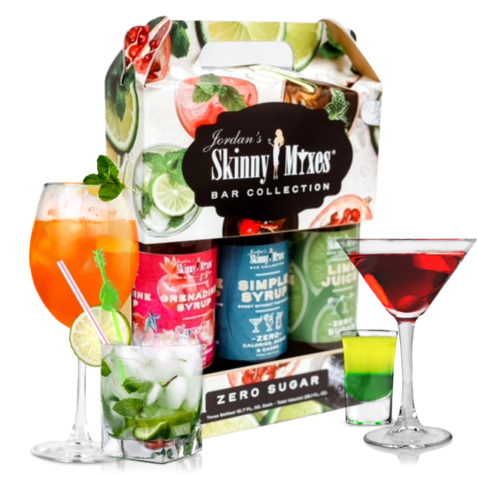 Jordan's Skinny Mixes Bar Collection Trio