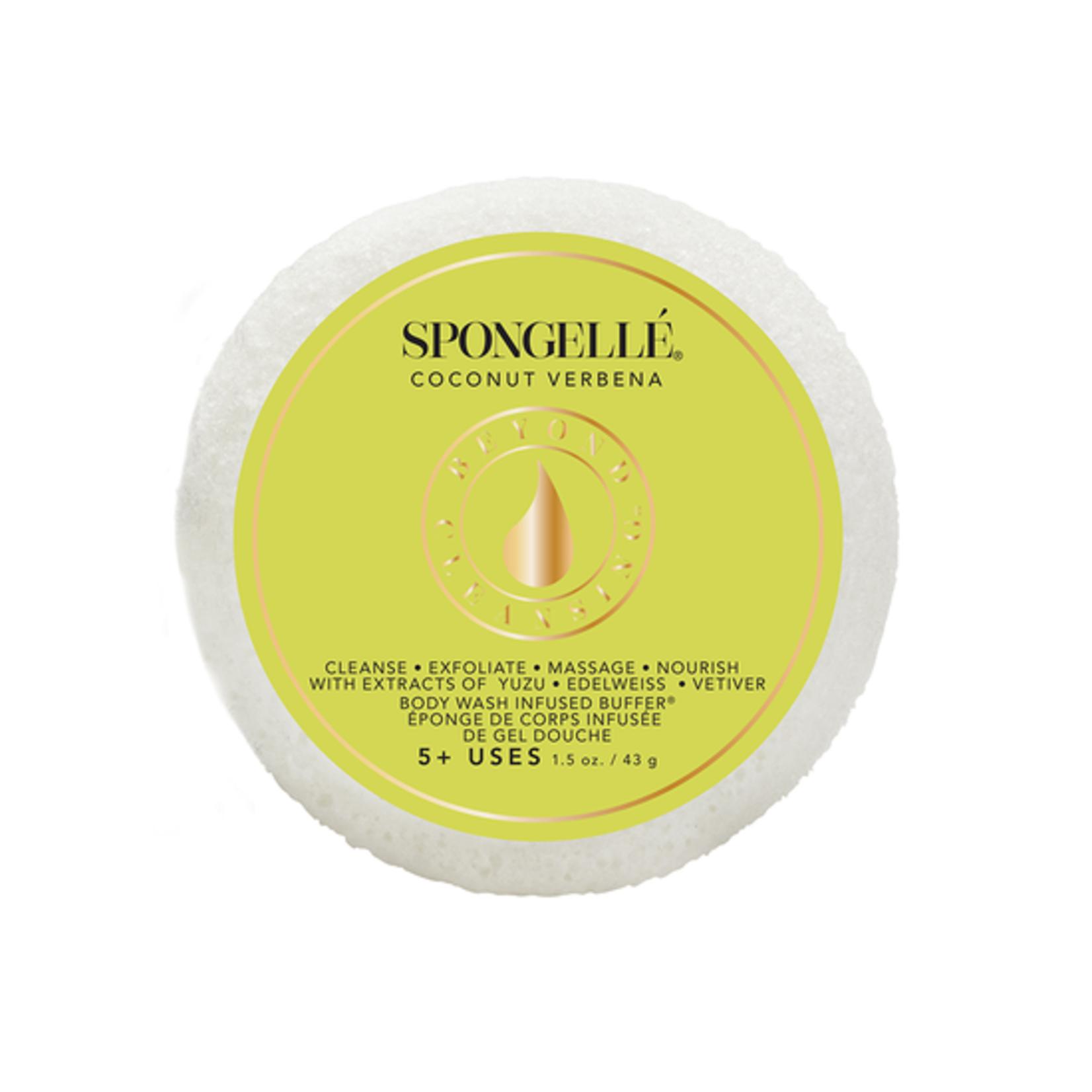Spongelle Coconut Verbena | Travel Spongette