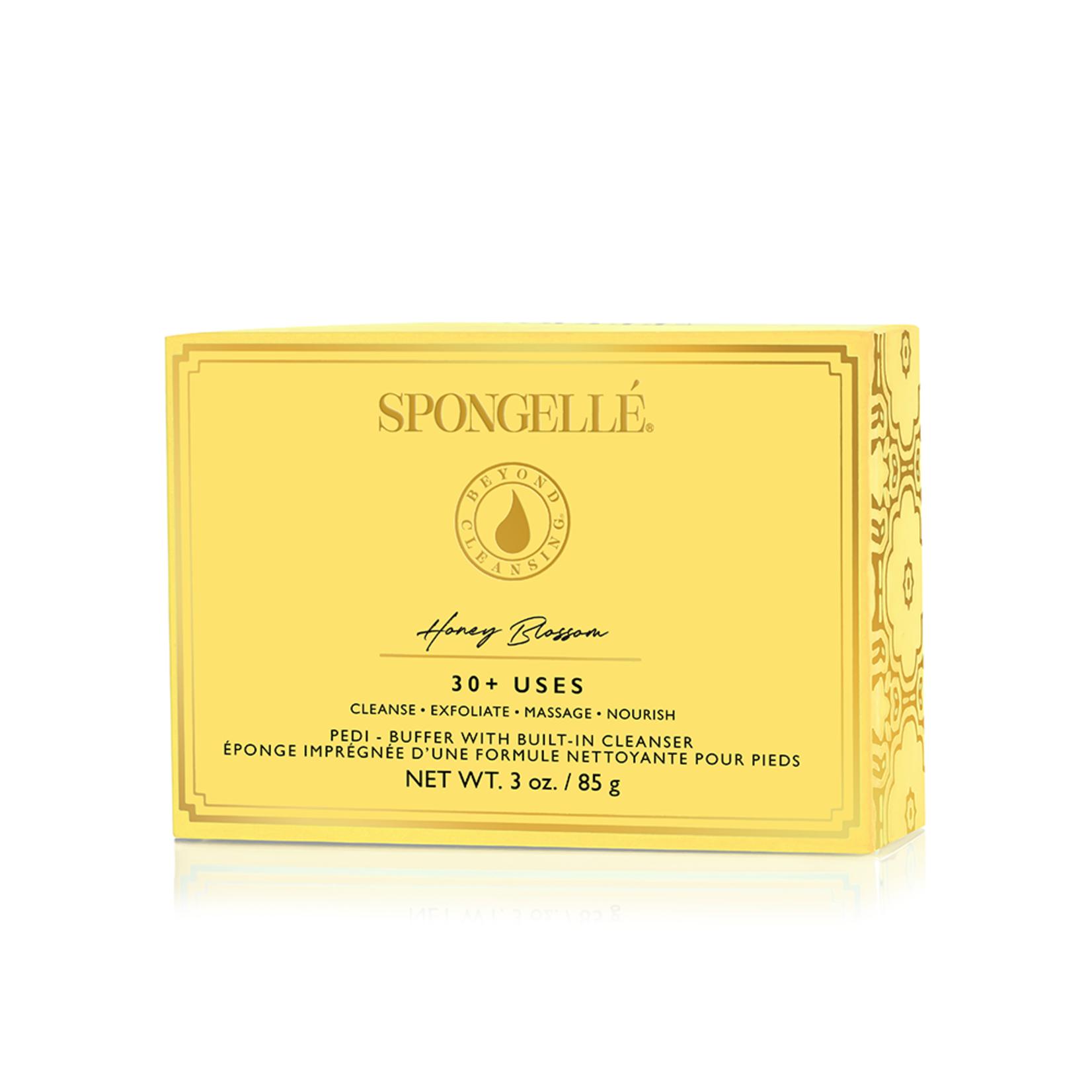 Spongelle Honey Blossom   Pedi Buffer